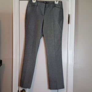 Express Houndstooth Editors Pants